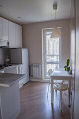 1-комн. квартира, 37 кв.м. на 3 человека, улица Кораблестроителей, 29к1, Санкт-Петербург - Фотография 2