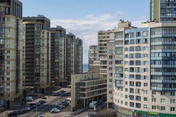 1-комн. квартира, 37 кв.м. на 3 человека, улица Кораблестроителей, 29к1, Санкт-Петербург - Фотография 3