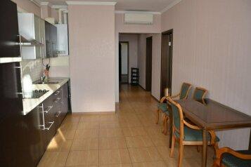 2-комн. квартира, 99 кв.м. на 7 человек, переулок Богдана Хмельницкого, Адлер - Фотография 3