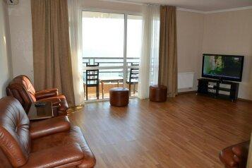 2-комн. квартира, 99 кв.м. на 7 человек, переулок Богдана Хмельницкого, Адлер - Фотография 4