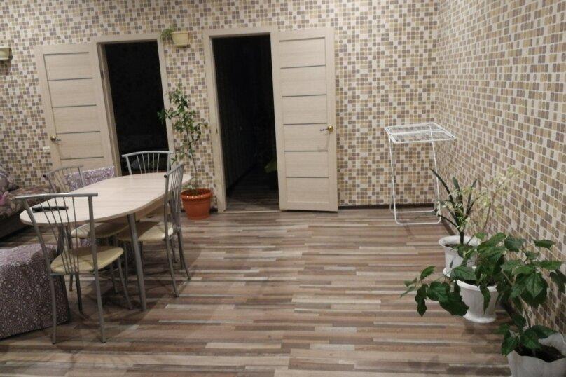 3-комн. квартира, 61 кв.м. на 8 человек, улица Дзержинского, 1А, Шерегеш - Фотография 4