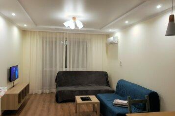 1-комн. квартира, 28 кв.м. на 4 человека, Интернациональная улица, Барнаул - Фотография 1