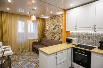 1-комн. квартира, 40 кв.м. на 5 человек, улица Дуки, 27, Брянск - Фотография 2