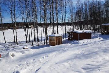 Гостевой дом, 148 кв.м. на 10 человек, 4 спальни, Крошнозеро, Магистральная, Пряжа - Фотография 2