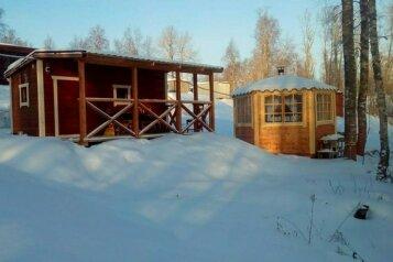 Гостевой дом, 148 кв.м. на 10 человек, 4 спальни, Крошнозеро, Магистральная, Пряжа - Фотография 3