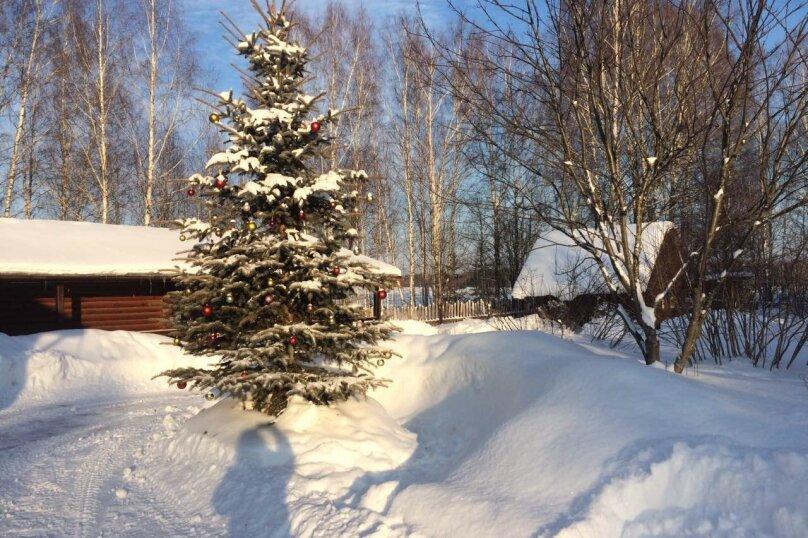 Домик-люкс в стиле бунгало, 90 кв.м. на 6 человек, 2 спальни, Демаки, 12, Нижний Новгород - Фотография 38