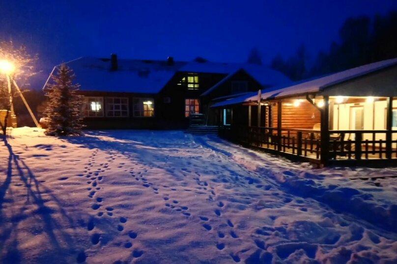 Домик-люкс в стиле бунгало, 90 кв.м. на 6 человек, 2 спальни, Демаки, 12, Нижний Новгород - Фотография 44