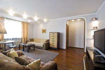 3-комн. квартира, 78 кв.м. на 7 человек, Кропоткинский переулок, Москва - Фотография 1