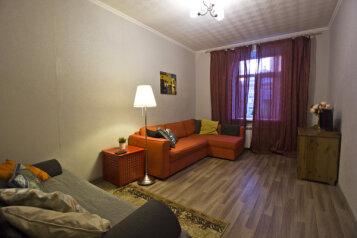 3-комн. квартира, 65 кв.м. на 8 человек, 4-я Тверская-Ямская улица, 4, Москва - Фотография 1