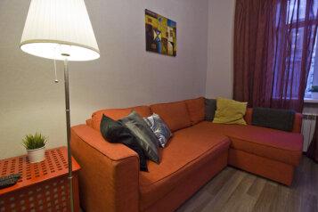 3-комн. квартира, 65 кв.м. на 8 человек, 4-я Тверская-Ямская улица, 4, Москва - Фотография 2
