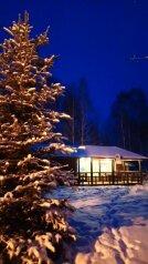 Домик-люкс в стиле бунгало, 90 кв.м. на 8 человек, 2 спальни, Демаки, Нижний Новгород - Фотография 1
