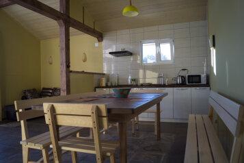 Коттедж 60 кв.м. с сауной:  Дом, 3-местный (2 основных + 1 доп), Мини-база, Алексеевская на 2 номера - Фотография 3