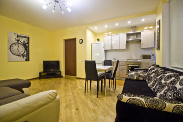 2-комн. квартира, 54 кв.м. на 6 человек, Большая Дорогомиловская, Москва - Фотография 1