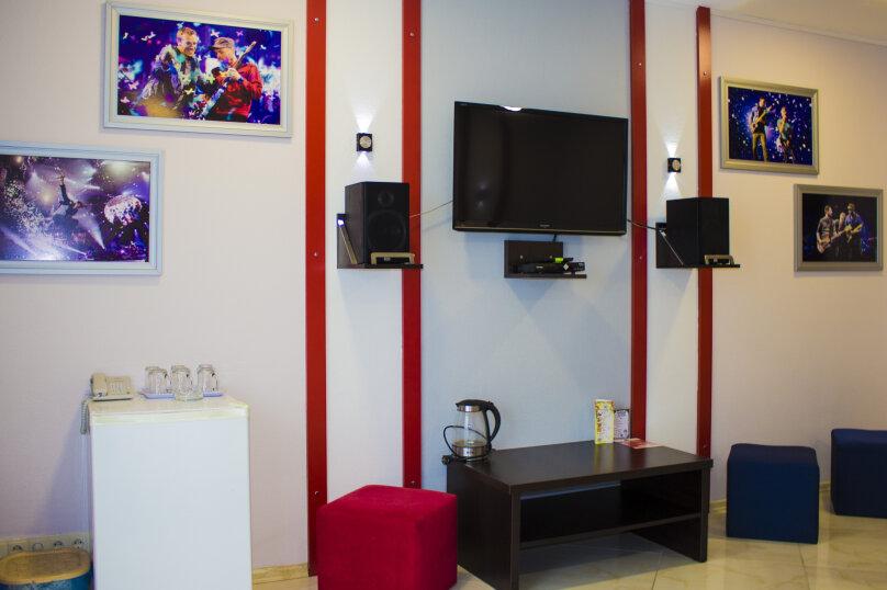 """Отель """"Rock Hotel First Line"""", улица Шерифа Химшиашвили, 15 на 16 номеров - Фотография 13"""