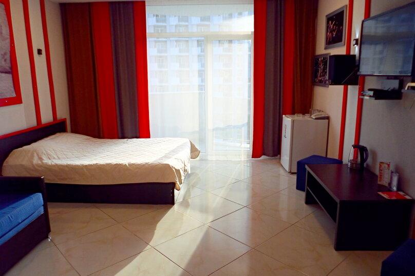 """Отель """"Rock Hotel First Line"""", улица Шерифа Химшиашвили, 15 на 16 номеров - Фотография 14"""