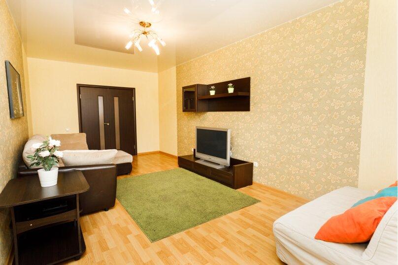 3-комн. квартира, 125 кв.м. на 8 человек, улица Радищева, 33, Екатеринбург - Фотография 3