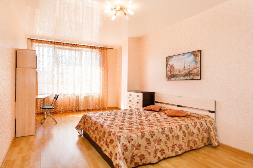 3-комн. квартира, 125 кв.м. на 8 человек, улица Радищева, 33, Екатеринбург - Фотография 4