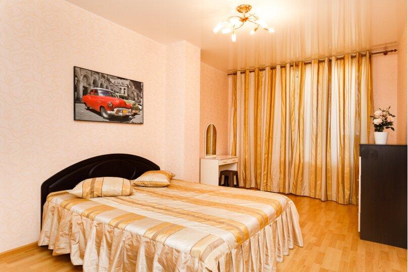 3-комн. квартира, 125 кв.м. на 8 человек, улица Радищева, 33, Екатеринбург - Фотография 5