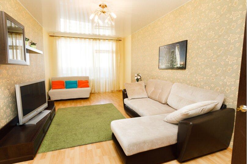 3-комн. квартира, 125 кв.м. на 8 человек, улица Радищева, 33, Екатеринбург - Фотография 10