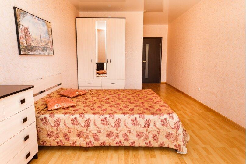 3-комн. квартира, 125 кв.м. на 8 человек, улица Радищева, 33, Екатеринбург - Фотография 1