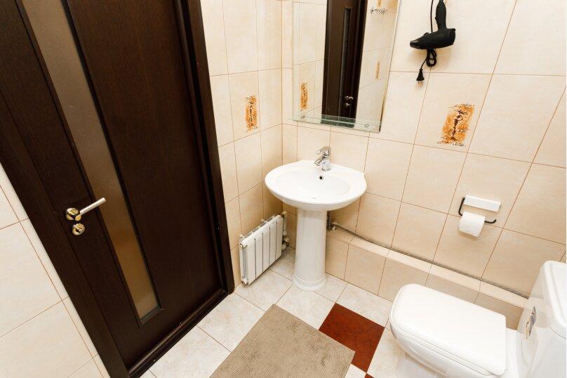 3-комн. квартира, 125 кв.м. на 8 человек, улица Радищева, 33, Екатеринбург - Фотография 16