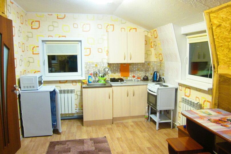 Гостевой дом, 38 кв.м. на 5 человек, 1 спальня, Юбилейная, 1а, Шерегеш - Фотография 10