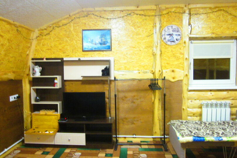 Гостевой дом, 38 кв.м. на 5 человек, 1 спальня, Юбилейная, 1а, Шерегеш - Фотография 13
