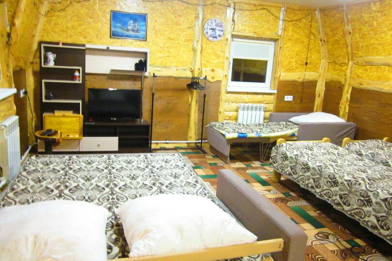 Гостевой дом, 38 кв.м. на 5 человек, 1 спальня, Юбилейная, 1а, Шерегеш - Фотография 14