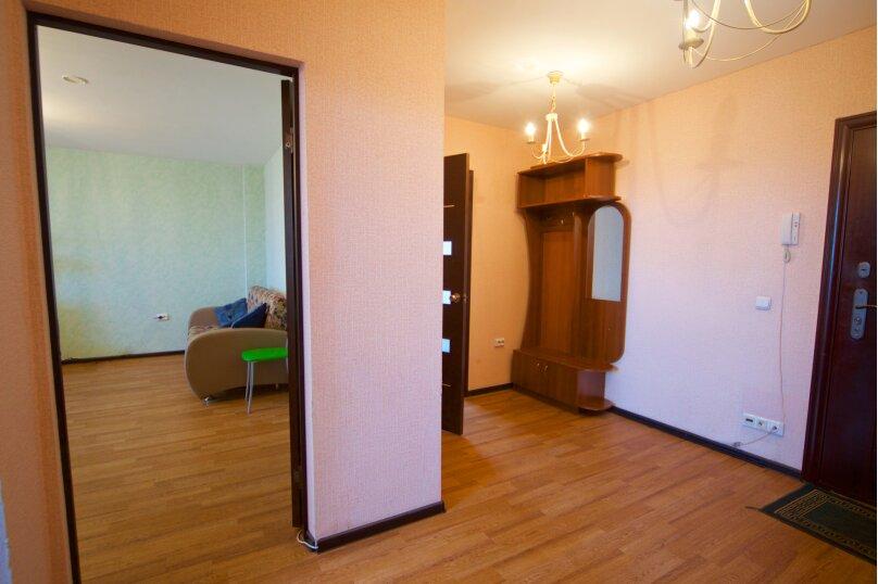 2-комн. квартира, 75 кв.м. на 8 человек, улица Авиаторов, 38, Красноярск - Фотография 12