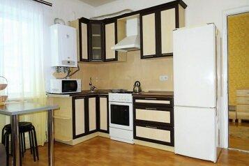 """Апартаменты-люкс с кухней  в 3 минутах от пляжа """"Солярис"""", Хлебная улица на 2 номера - Фотография 3"""