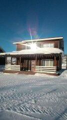 Деревянный двухэтажный дом, 130 кв.м. на 10 человек, 4 спальни, 19-го Партсъезда, Шерегеш - Фотография 2
