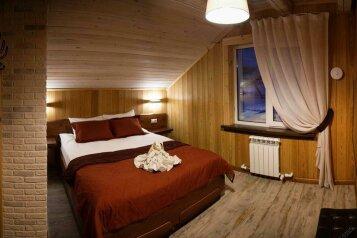 Деревянный двухэтажный дом, 130 кв.м. на 10 человек, 4 спальни, 19-го Партсъезда, Шерегеш - Фотография 3