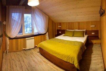 Деревянный двухэтажный дом, 130 кв.м. на 10 человек, 4 спальни, 19-го Партсъезда, Шерегеш - Фотография 4