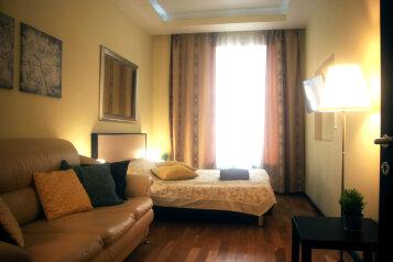 3-комн. квартира, 75 кв.м. на 8 человек, улица Арбат, 51с1, Москва - Фотография 4