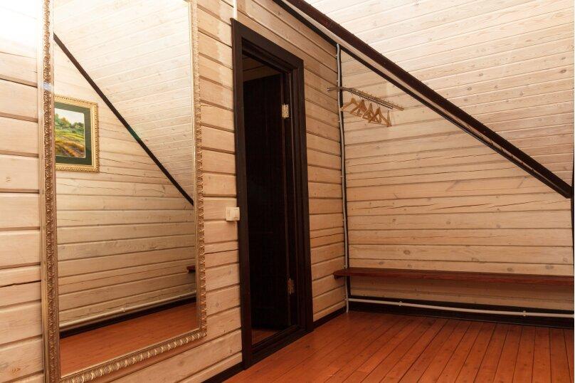 Гостевой дом целиком, 70 кв.м. на 8 человек, 3 спальни, дер. Дятлицы, КП Прилесье, ул. Смелая, 288, Санкт-Петербург - Фотография 10