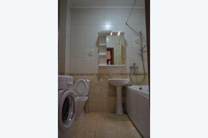 1-комн. квартира, 48 кв.м. на 4 человека, улица Авиаторов, 33, Красноярск - Фотография 10