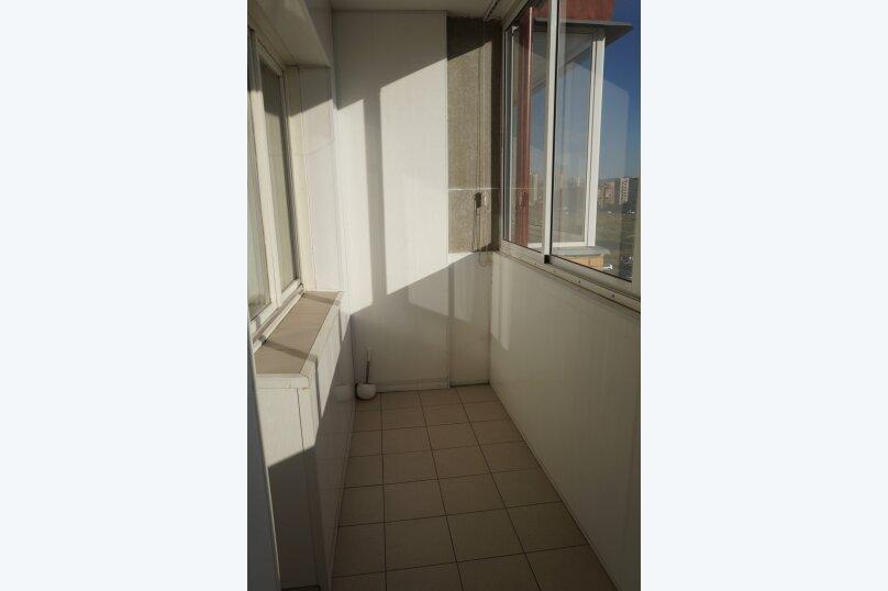 1-комн. квартира, 48 кв.м. на 4 человека, улица Авиаторов, 33, Красноярск - Фотография 12