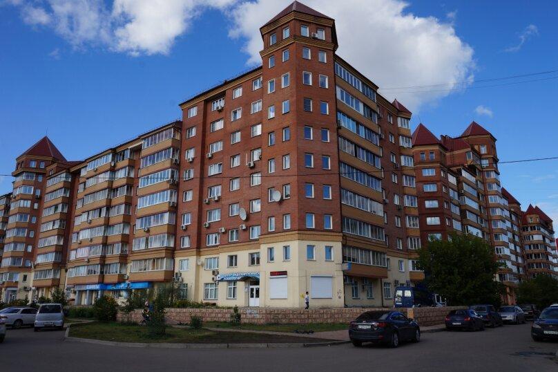 1-комн. квартира, 48 кв.м. на 4 человека, улица Авиаторов, 33, Красноярск - Фотография 18