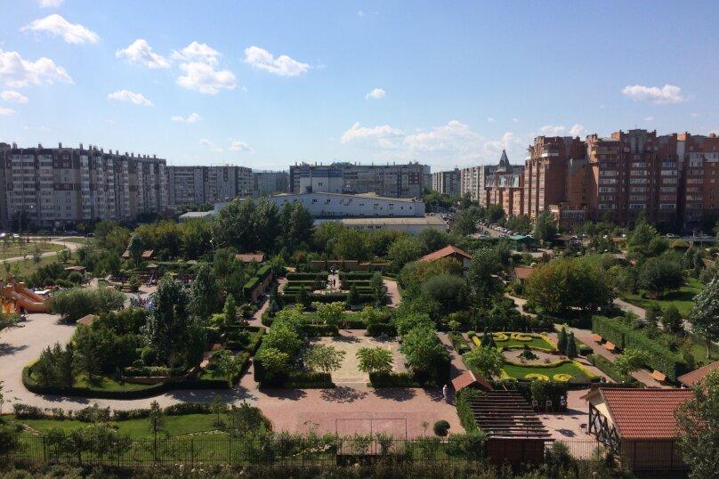 1-комн. квартира, 48 кв.м. на 4 человека, улица Авиаторов, 33, Красноярск - Фотография 22