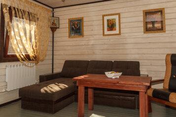 Гостевой дом целиком, 70 кв.м. на 8 человек, 3 спальни, дер. Дятлицы, КП Прилесье, ул. Смелая, 288, Санкт-Петербург - Фотография 2