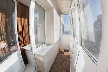 2-комн. квартира, 60 кв.м. на 6 человек, улица Степана Разина, 54, Саратов - Фотография 4