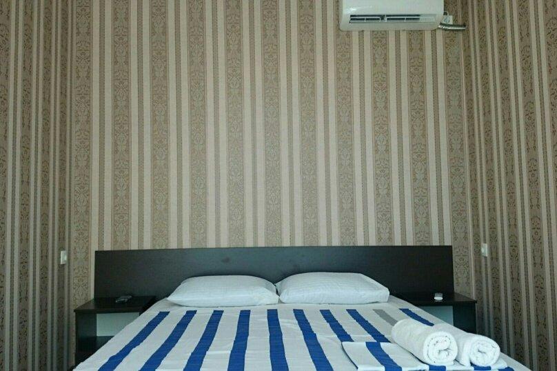 2-х местный стандарт с удобствами на этаже, улица Лакоба, 40, Гагра - Фотография 1
