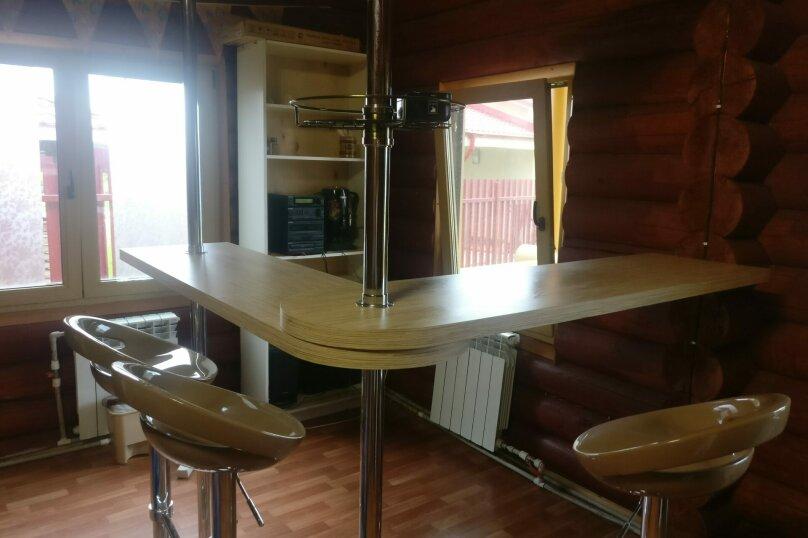 Дом с баней на дровах, 120 кв.м. на 7 человек, 4 спальни, пос. Прилесный, Садовая, 129, Всеволожск - Фотография 5