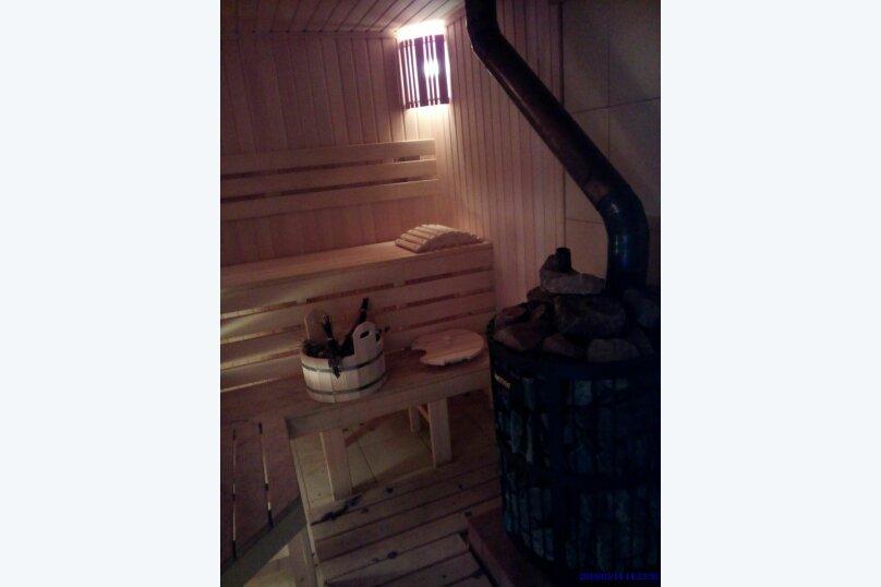 Дом с баней на дровах, 120 кв.м. на 7 человек, 4 спальни, пос. Прилесный, Садовая, 129, Всеволожск - Фотография 8