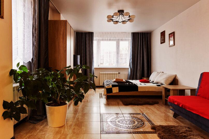 1-комн. квартира, 33 кв.м. на 4 человека, улица Дубки, 17, Апрелевка - Фотография 4