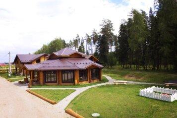 Стильный деревянный Дом с Русской баней , 140 кв.м. на 8 человек, 2 спальни, дер. Протасово, Весенняя, Щелково - Фотография 2