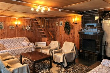 Дом у озера с камином и баней - Селигер, 69 кв.м. на 10 человек, 2 спальни, дер. Завирье, Центральная , Осташков - Фотография 1