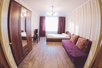 1-комн. квартира, 55 кв.м. на 4 человека, улица Сибгата Хакима, 31, Казань - Фотография 1