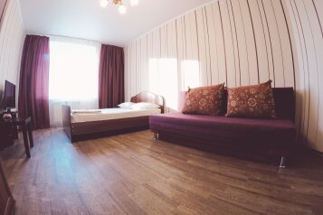 1-комн. квартира, 55 кв.м. на 4 человека, улица Сибгата Хакима, 31, Казань - Фотография 2