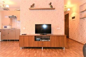 2-комн. квартира, 44 кв.м. на 5 человек, Плехановская, 25, Воронеж - Фотография 1